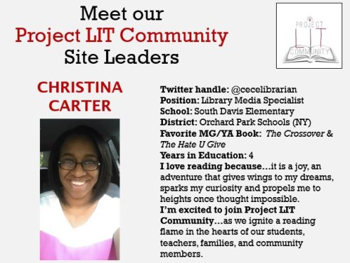 ProjectLit Site Leader
