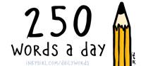 DailyWords250-DebbieOhi-200
