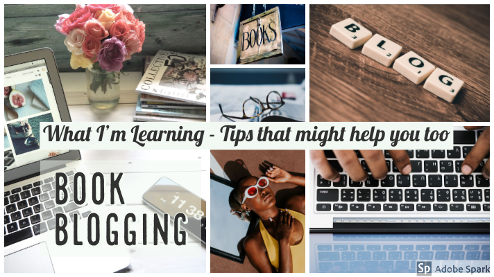 Book Blogging_What I'm Learning