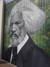 Frederick Douglass - Painted by Julia Bottoms