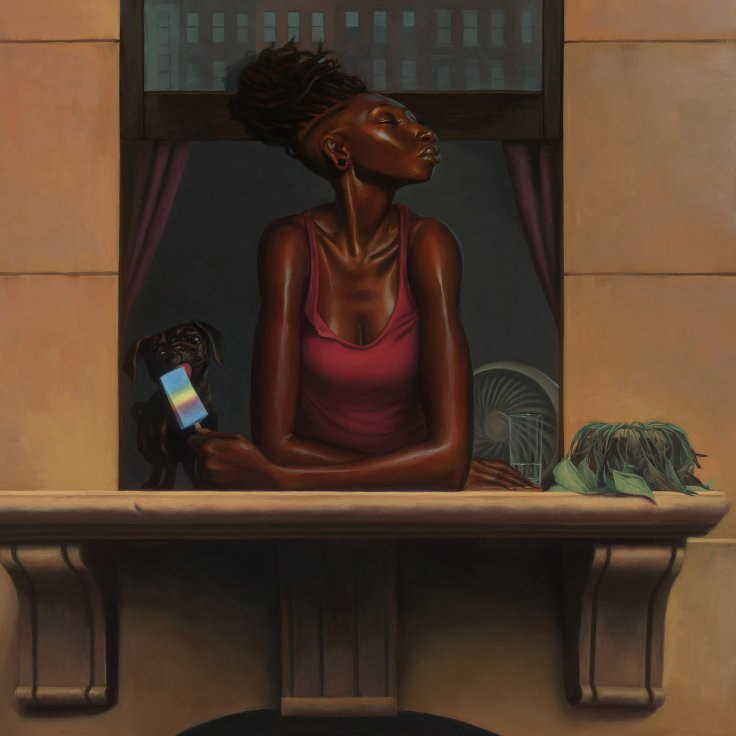 Heat Wave_Kadir Nelson